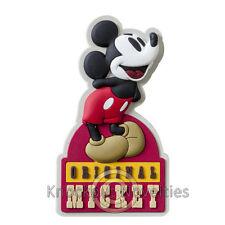 Magnet - Soft Touch PVC - Retro Mickey Fridge Refridgerator Magnet Decorate