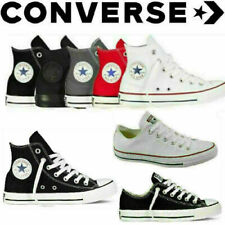 All Star Converse Mens Womens High Hi Tops Unisex Chuck Taylor Trainers Pumps AU