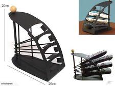 Remote Control Stand Tidy Organiser Rack Holder Caddy Desk Storage TV Satelite
