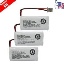 3pcs Home Phone Battery for Uniden BT-1016 BT-1021 BT-1025 BT-1008 BT1021 USA