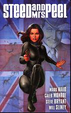 * Steed and Mrs. Peel Vol. 1: A Very Civil Armageddon  (Paperback)
