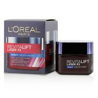 L'Oreal Revitalift Laser x3 New Skin Anti-Aging Night Cream-Mask 50ml