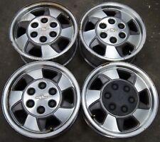 "Chevy Tahoe Suburban Silverado Avalanche Factory OEM 16"" Wheels Rims 5096 #1192"