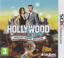 Hollywood Fame Hidden Object Adventure Nintendo 3DS Game NEW Stock Gift Idea