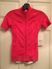 Lululemon Leader Of The Pack Jersey Size 2 NWT BMJC Boom Juice Color Cycling