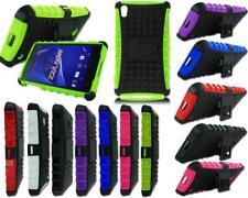 Cover e custodie verde Sony in plastica per cellulari e palmari