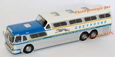Bus GREYHOUND SCENICRUISER 1956 iron coach passenger vehicle american truck NEW