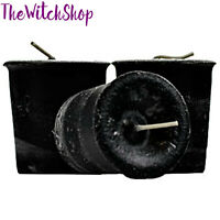 BLACK CAT VOTIVE CANDLE Crystal Journey Candles Wicca Witch Pagan Spell Candle