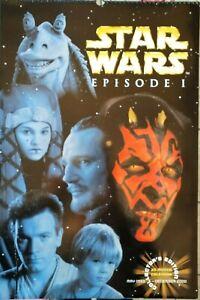 Selten Kalender Star Wars Folge 1 Sammler Edition 99 2000 - 59 X 40 CM