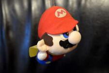 NINTENDO Flying Super Mario Plüschfigur  Vintage Plush JAPAN Banpresto 1992 RARE