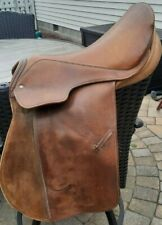 """Theo Sommer Somero Ss 16"""" Dressage Saddle made in Germany"""