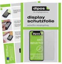 6x Apple iPhone 11 Protector de Pantalla protectores mate dipos