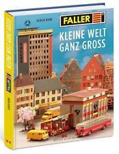 Faller 190900 FALLER - Kleine Welt ganz groß - Retrobuch Neuware