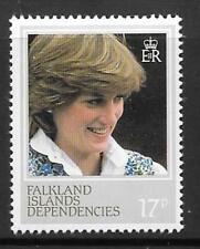 FALKLAND IS.DEP. SG109A 1982 PRINCESS DIANA PERF13½ MNH