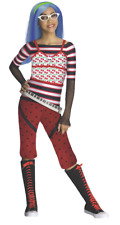 Kids Ghoulia Yelps Costume Monster High Costume Cosplay Large