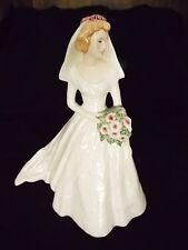GOEBEL W. GERMANY Forever and Always 1949 Bride Figurine Porcelain~Beautiful