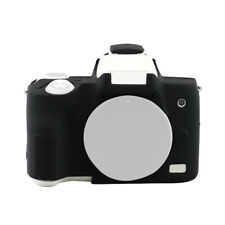 Soft Silicone Camera Case Full Body Protective Cover Skin for Canon EOS M50