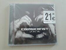 COMBICHRIST - WE LOVE YOU - CD METROPOLIS RECORDS 2014 NUOVO SIGILLATO