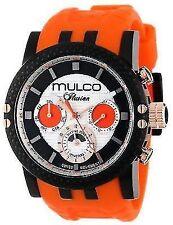 Mulco Unisex Mw3-11169-305 Lincoln Illusion Chronograph Swiss Movement Watch