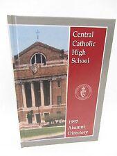 Book - Toledo Ohio CENTRAL CATHOLIC HIGH SCHOOL Alumni Directory 1997