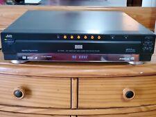 JVC DVD XV-FA900 7 Disc Player Super VCD Av Compulink 3D Phonic Progresive WORKS