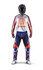 Completo Cross Alpinestars Racer Indianapolis Maglia L + Pantalone 32 Mx Gear