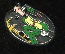 WDW 2013 Hidden Mickey Series Sport Goofy Skiing Disney Pin 97215