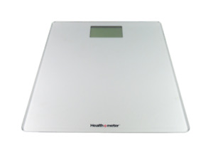 Health O Meter Digital Scale Model HDM171DQ-60 Glass Top 400 lbs