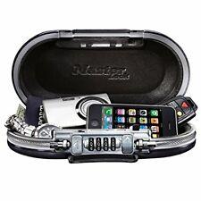 Security Box Safe Lock Storage Cash Money GunJewelry Portable Safety