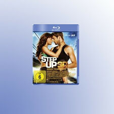 3D Blu-ray * STEP UP 3 - MAKE YOUR MOVE   3 D # NEU OVP +