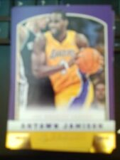 2012-13 Panini #12 Antawn Jamison Gold Knight Parallel MINT