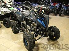 Yamaha YFM700 Raptor 2017 Special Edition SX Road Legal Quadbike MSVA Tested