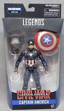 Marvel Legends - Captain America with BAF Piece - Giant Man - Civil War
