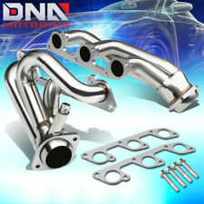 FOR 05-10 FORD MUSTANG 4.0 V6 SHORTY T-304 STAINLESS PERFORMANCE HEADER EXHAUST