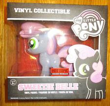 My Little Pony VINYL SWEETIE BELLE CLEAR GLITTER CHASE VARIANT FIGURE CUTIE MARK