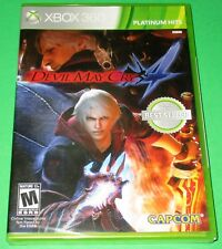 Devil May Cry 4 Xbox 360 *Brand New! *Factory Sealed! *Free Shipping!