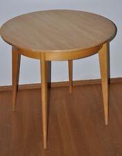 runder Spieltisch/Besprechungstisch Esstisch/dining table Buche mass. Escheoberf