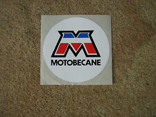 Motobecane Aufkleber Decal Mobylette Moby Velosolex Mofa Moped Mokick Motorrad 1