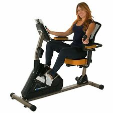 Exerpeutic 4000 Magnetic Recumbent Bike with MyCloudFitness App (NO SHIPPING)