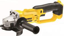 DEWALT 18 V Akku Winkelschleifer DCG 412 ohne Akku/Ladegerät Schleifer 125 mm
