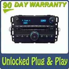 Unlocked 06 - 13 Chevrolet Chevy Radio AUX MP3 CD Disc Player Stereo Receiver