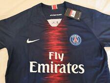 Maillot PARIS saint germain PSG 2018-2019 NEYMAR JR domicile NEUF Taille M-L
