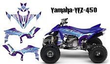 Yamaha YFZ 450R 450X 09 -13 graphic kit decals stickers 2009 - 2013