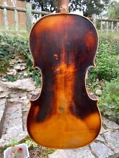 Old French Violin from 1800's original Oiseau anno