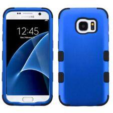 Étuis, housses et coques etuis, pochettes bleus Samsung Galaxy S7 pour téléphone mobile et assistant personnel (PDA)