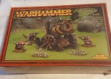 GW Warhammer Chaos HellCannon of Chaos w/ Dwarves 83-18 - METAL SEALED BOX RARE