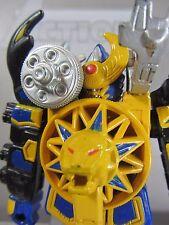 "THUNDERSTORM ACTION 5"" MEGAZORD POWER RANGERS NINJA STORM 2003 SUPER ROBOT"