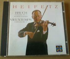 Heifetz - Bruch Scottish Fantasy - RCA Red Seal CD No ifpi