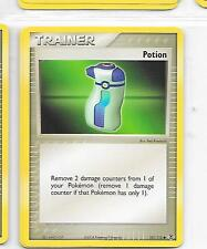 POTION - Trainer - 101/112  - Pokemon - Ex Fire Red Leaf Green = Buy more & save