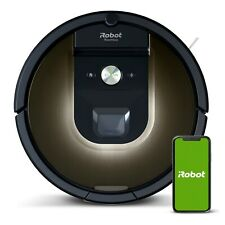 iRobot Roomba 980 Vacuum Cleaning Robot - Manufacturer Certified Refurbished!